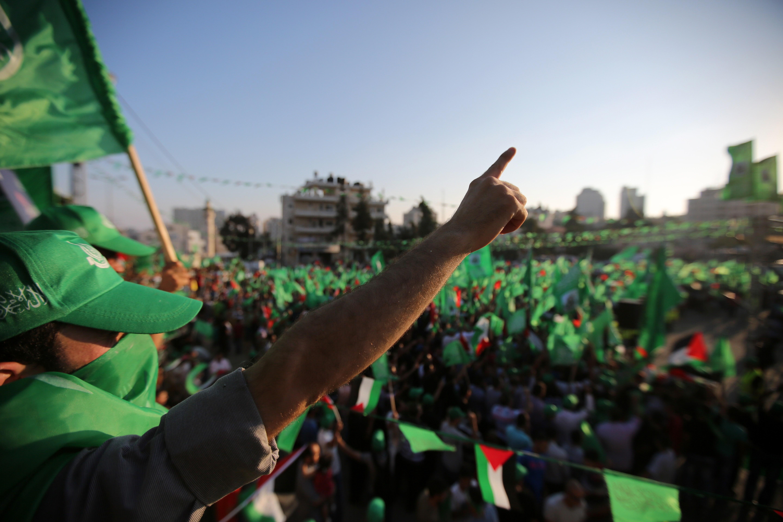 Filistinlilerin Müslüman Kardeşleri: Hamas