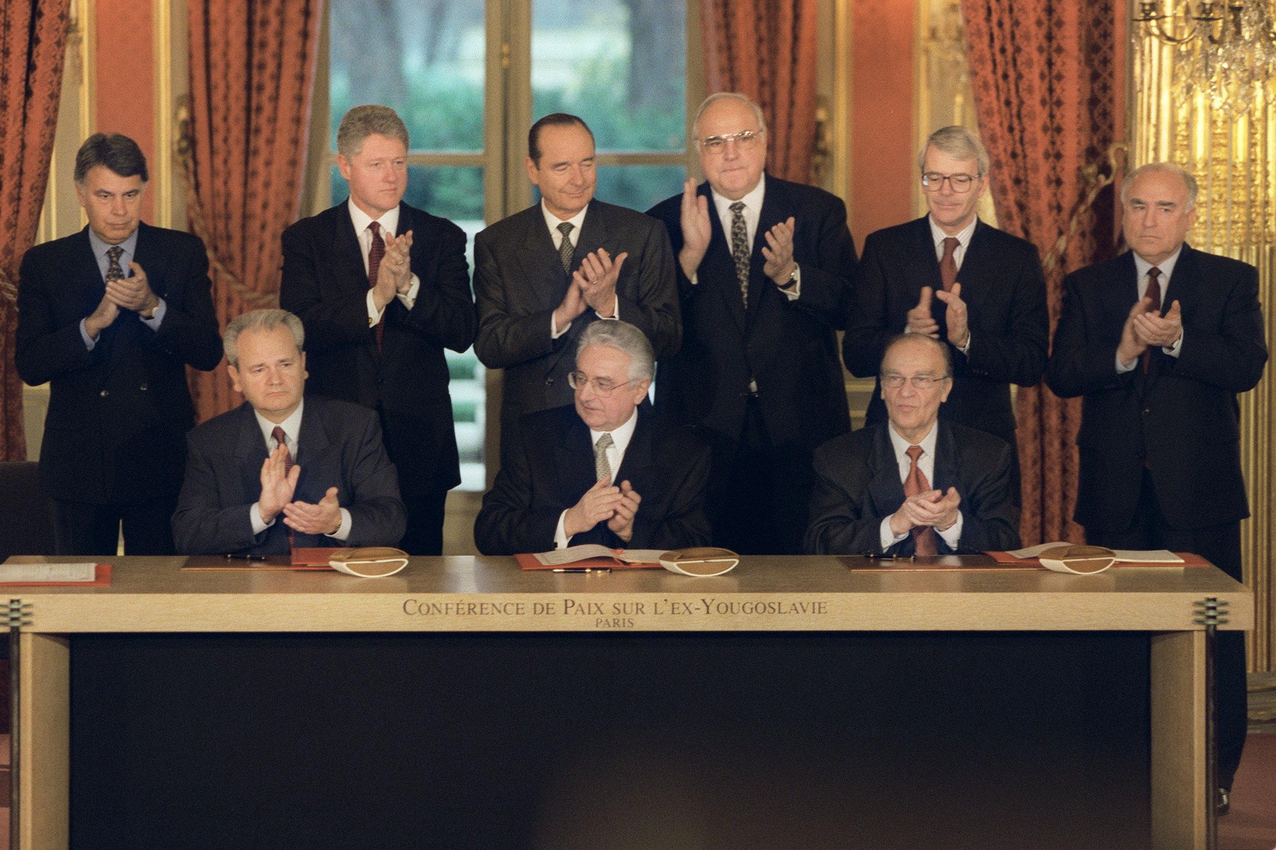 Hafıza-i Beşer | 14 Aralık 1995: Dayton Anlaşması imzalandı