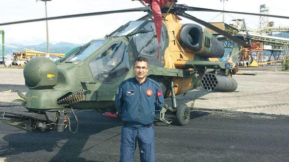 Erdoğan'ı taşıyan helikopterdeki teknisyene tutuklama