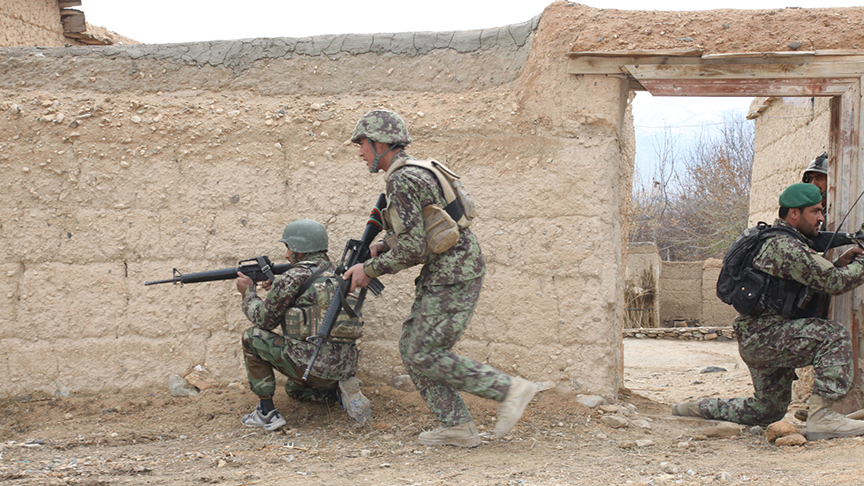 Afganistan'da 26 IŞİD'li öldürüldü