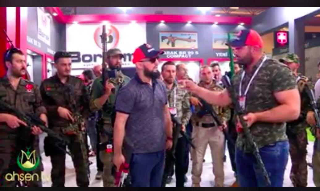 VİDEO | '15 Temmuz sonrası insanlarımız silahlanmaya başladı, devletimiz de destekledi'
