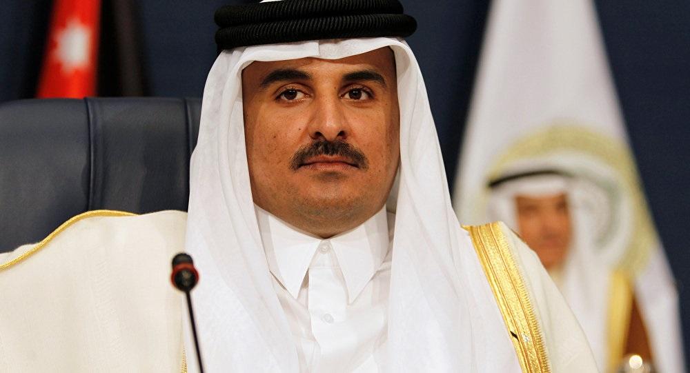 Katar Emiri Ankara'ya geliyor