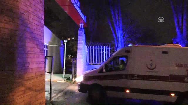 Dışarı çıkma yasağı konulan 7 çocuk kendini yaraladı!
