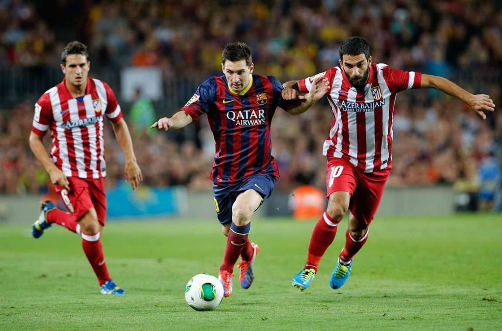 Atletico Madrid, Barcelona'yı FIFA'ya şikayet etmeye hazırlanıyor
