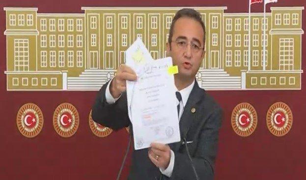 CHP 'Man Adası' belgelerini paylaştı