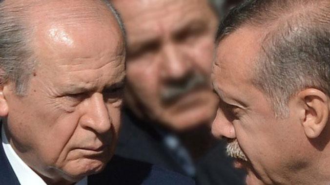 Erdoğan ile Bahçeli arasında restleşme iddiası: Referandum iptal mi edilecek?