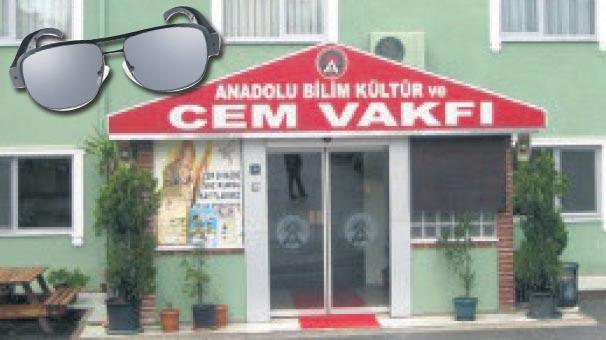Cemevini'gözlük kamera' ile izleyen iki kişi tutuklandı