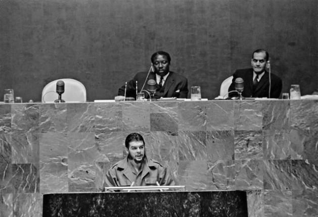 Hafıza-i Beşer | 11 Aralık 1964 - Che BM toplantısı kürsüsünde: Vatan yahut ölüm!