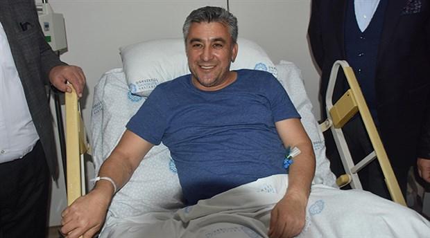 Silahlı saldırıya uğrayan CHP'li Belediye Başkanı konuştu