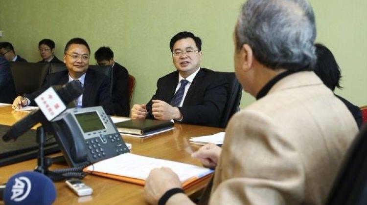 Çin Komünist Partisi, AKP'yi ziyaret etti