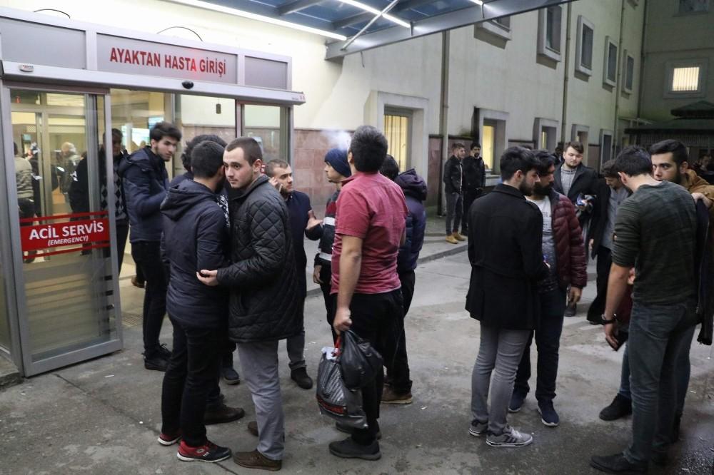 Recep Tayyip Erdoğan Üniversitesi'nde yüzlerce öğrenci zehirlendi