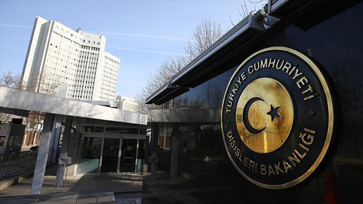 Dışişleri Bakanlığı Avusturya'nın yeni hükümet programına tepki