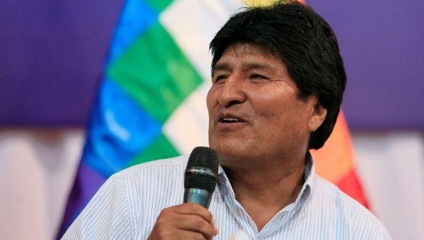 Evo Morales'ten kapitalistlere uyarı: Gezegenimizi kirletmeyi bırakın!