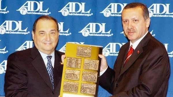 ÖZEL HABER | ABD Yahudi Komitesi'nden cesaret ödülü alan Erdoğan halkımızı kandırmaktadır!: İşte AKP'nin İsrailciliği!