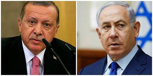 Erdoğan'dan cevap verdi: Ey Netanyahu sen çok zayıf ve garipsin