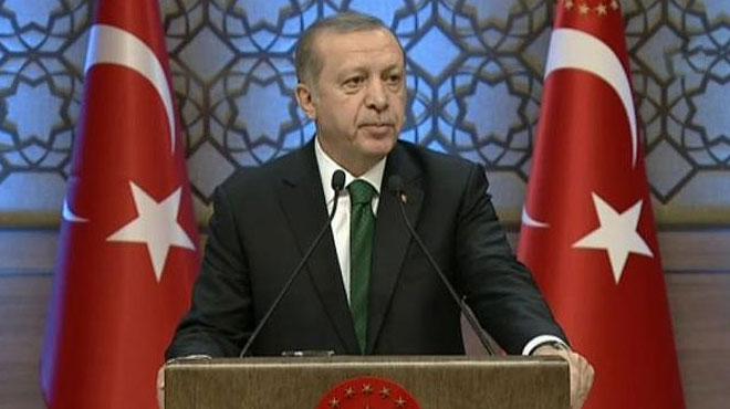 Erdoğan TÜBİTAK töreninde: İnternet zehirinden kurtulmamız lazım