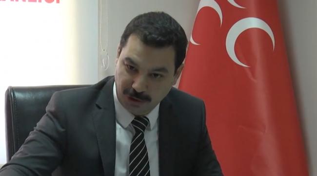Manisa'da MHP'li başkandan tehdit: 3'üncü seçeneği saklı tutuyoruz