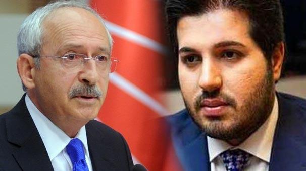 Sarraf, Kılıçdaroğlu'na açtığı davalardan vazgeçti
