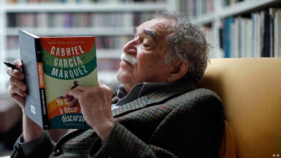 Gabriel Garcia Marquez'in arşivi internette ücretsiz yayımlandı