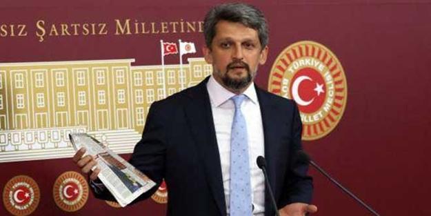 HDP Milletvekili Paylan'ın suikast iddialarıyla ilgili soruşturma başlatıldı