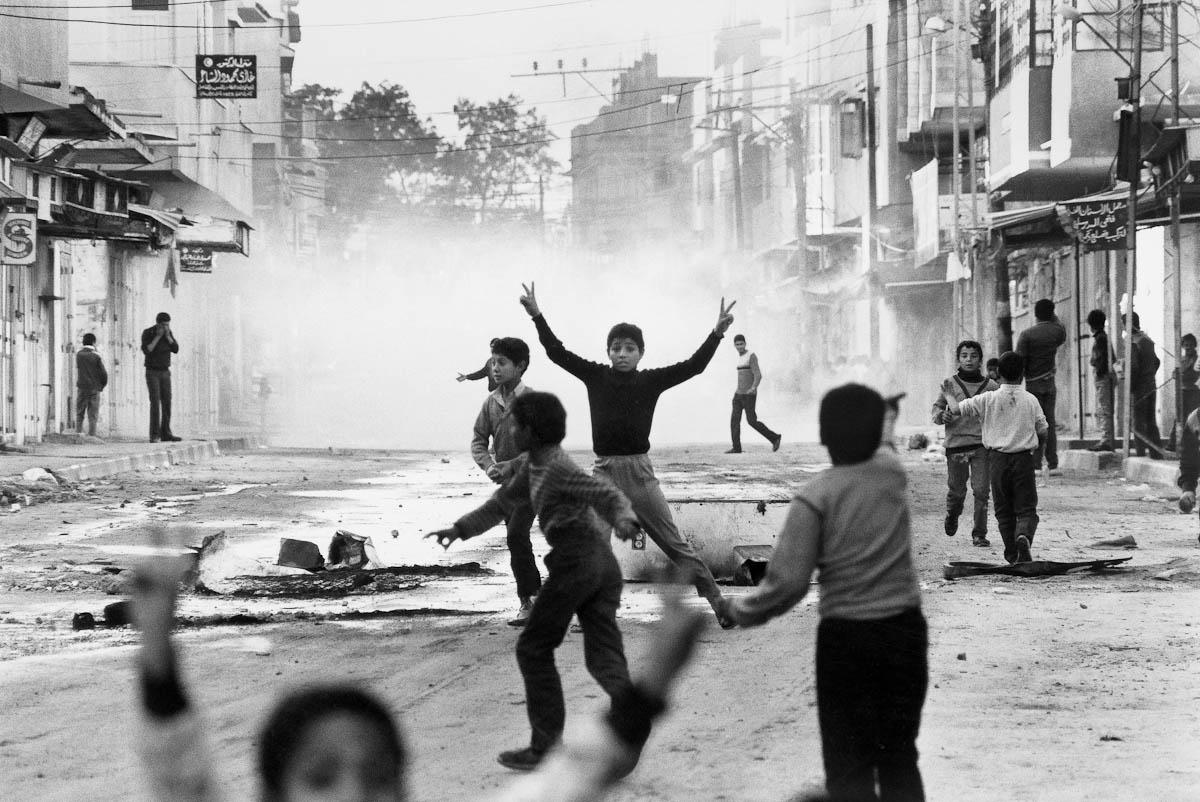 Hafıza-i Beşer | 8 Aralık 1987: Filistinliler intifada hareketini başlattı