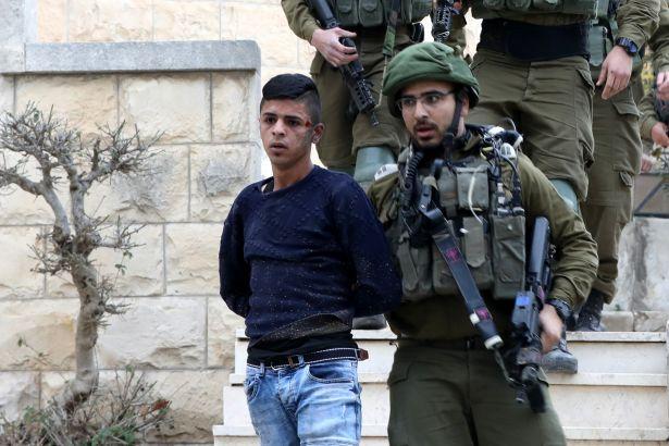İsrail askerinden saldırı: 81 yaralı