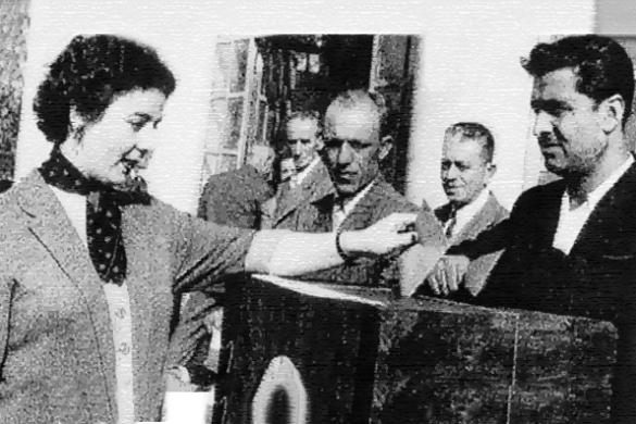 Hafıza-i Beşer | 5 Aralık 1934: Kadınlara genel seçimlere katılma ve milletvekili seçme/seçilme hakkı tanındı