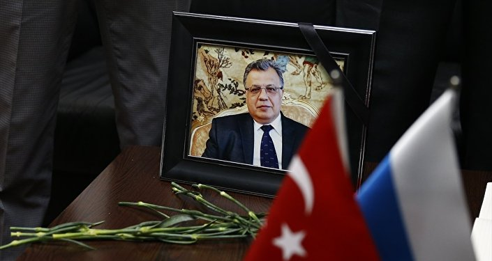 Rus büyükelçi Karlov, ölümünün birinci yıldönümünde Ankara'da anıldı