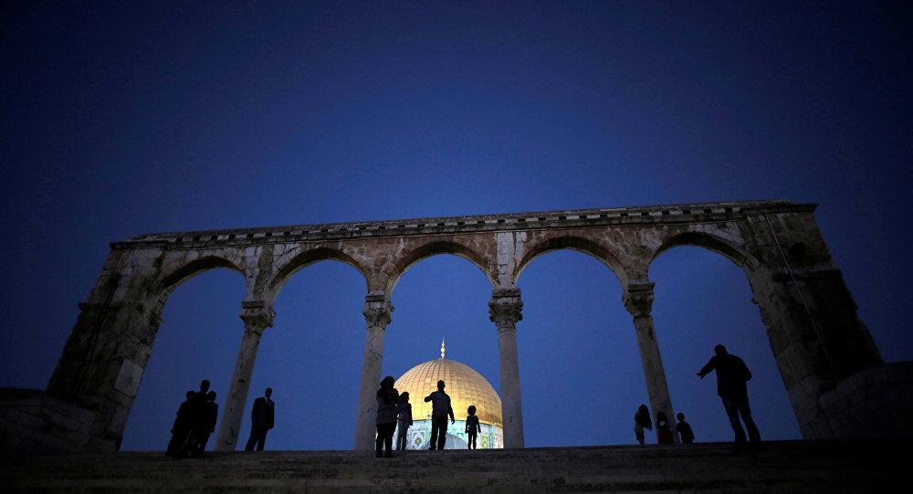 Kudüs'te gözaltına alınan MÜSİAD'lı 6 işadamı kefaletle serbest kaldı