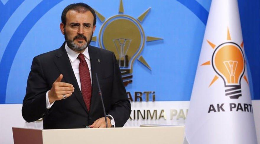 AKP Sözcüsü'nden tartışılan düzenleme hakkında açıklama