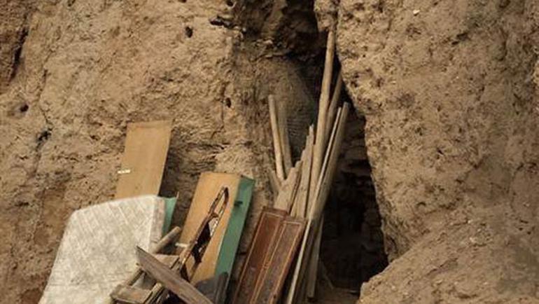 Mardin'deki tünelin sırrı ortaya çıktı