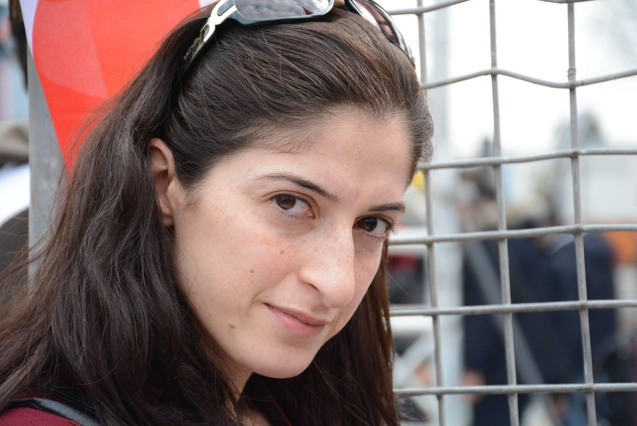 Alman vatandaşı gazeteci Meşale Tolu'ya tahliye kararı