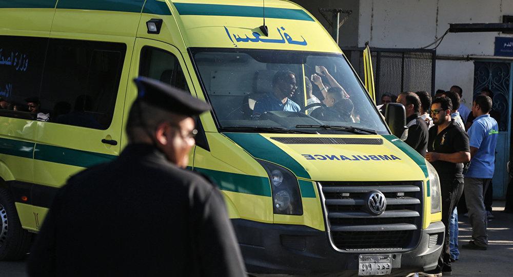 Mısır'da askeri araca saldırı: 7 ölü