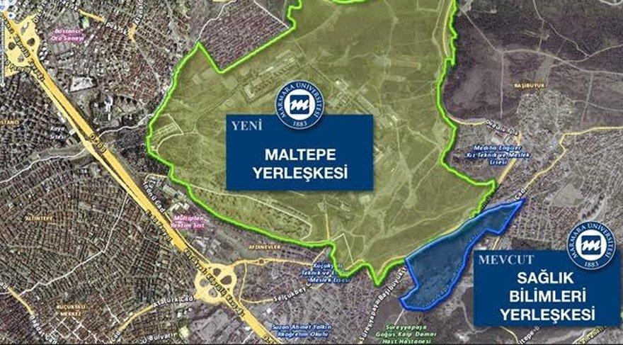 Marmara Üniversitesi'nin yeni 'külliye'sinin ismi şaşırtmadı!