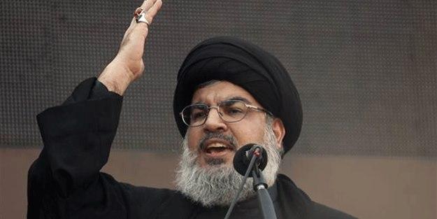 Nasrallah: İsrail için sonun başlangıcı
