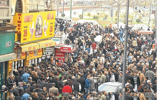 15 günde 500 bin Milli Piyango bileti satıldı