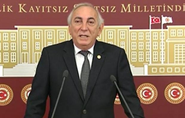 CHP'li Milletvekili'ne