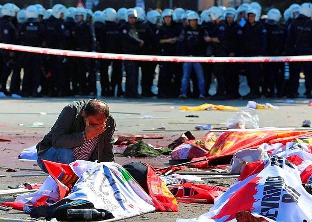 10 Ekim Katliamı'na katliam diyen gazeteciye hapis cezası