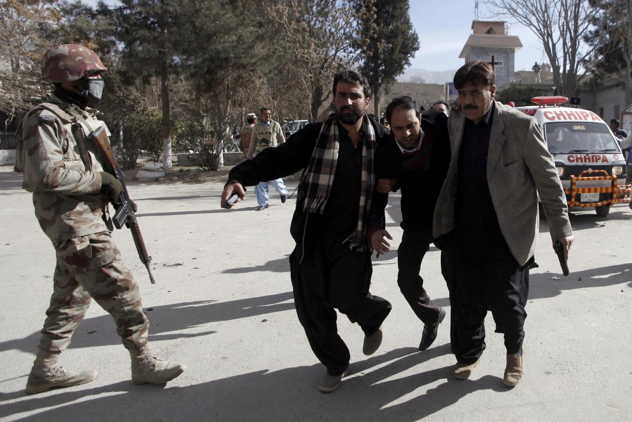 Pakistan saldırısını IŞİD üstlendi