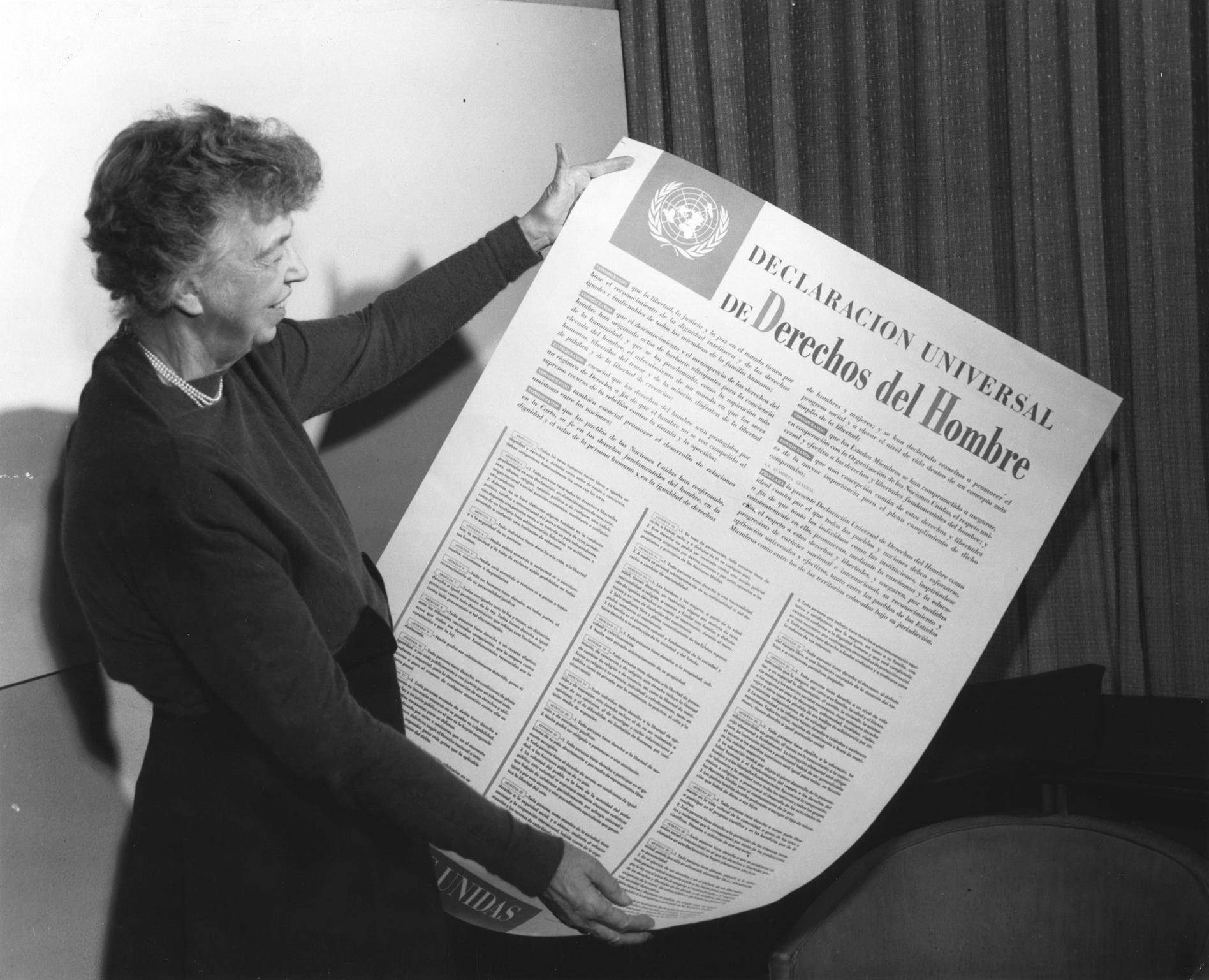 Yıldönümünde insan hakları