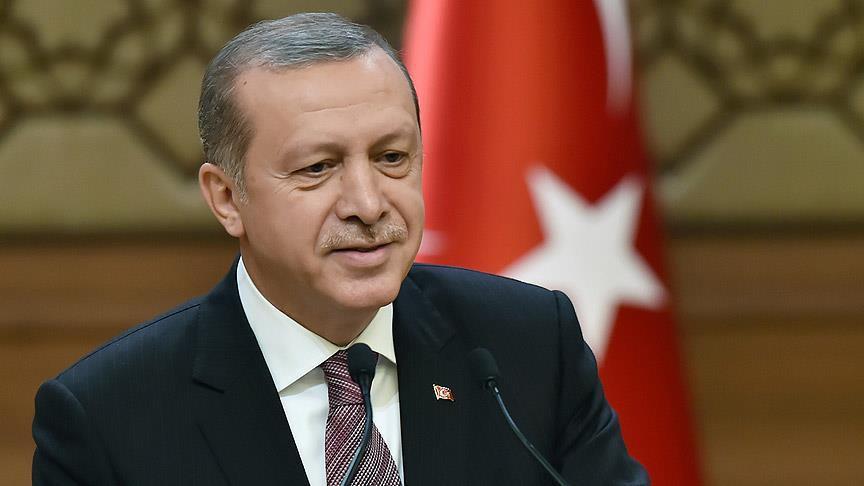 Erdoğan: Sigara içmek suretiyle sen orada duman altı olurken yanındakini rahatsız edemezsin. Bunun adı kul hakkıdır