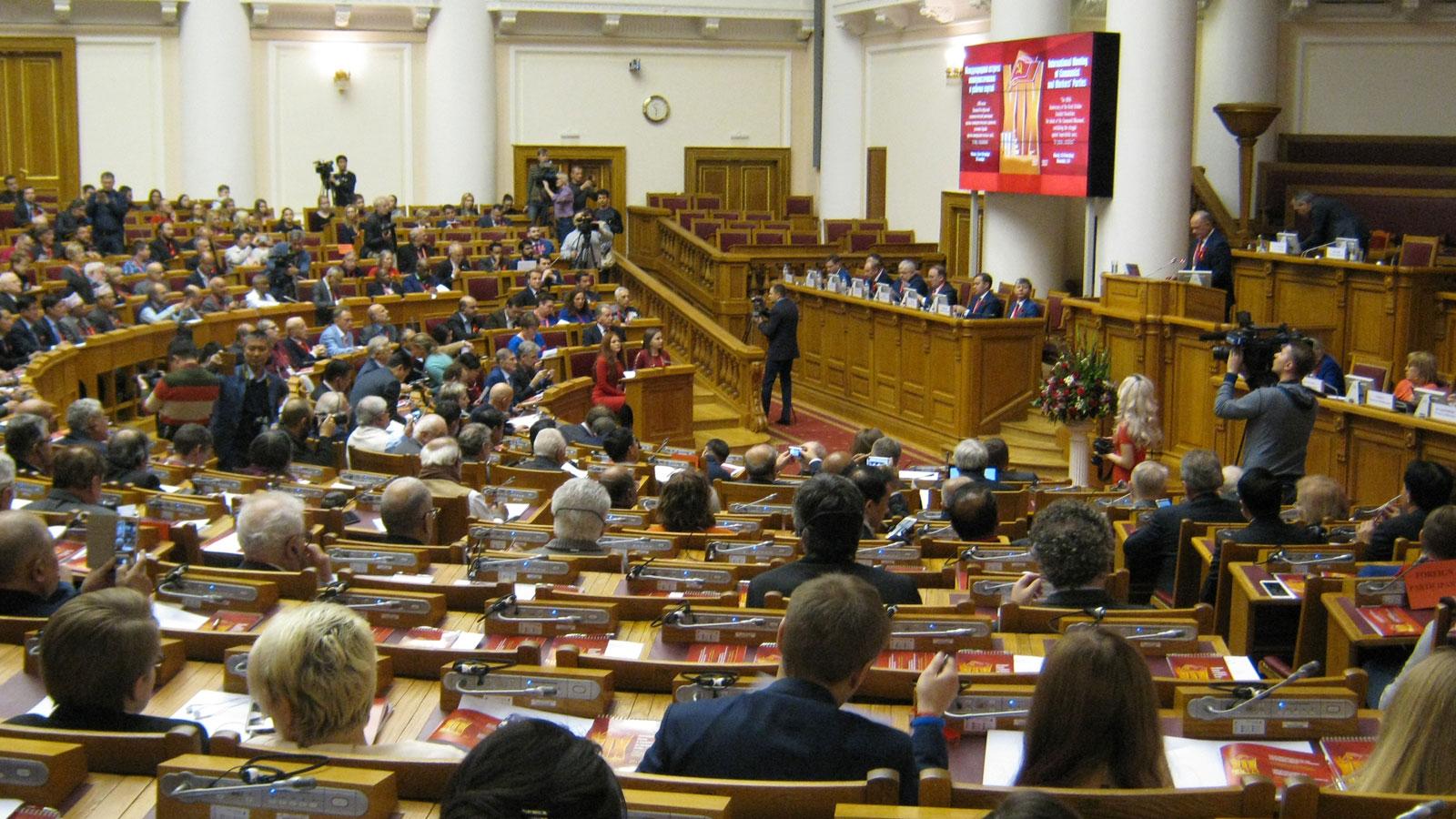 ÇEVİRİ | Rusya Komünist İşçi Partisi: Yaşamın kendisi, Marksizm'in kurucularının haklılığını kanıtladı