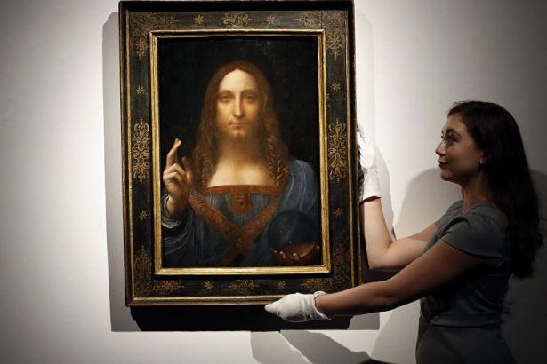 Suudi prens dünyanın en pahalı tablosunu satın aldı