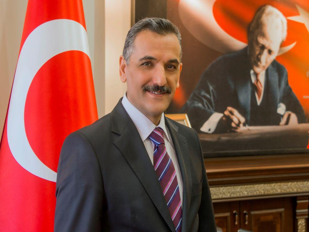 Samsun Valisi Osman Kaymak:
