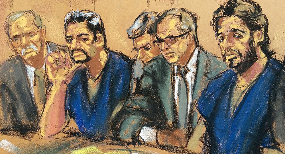 Eski CIA görevlisi Cohen, Sarraf davasında ifade verdi