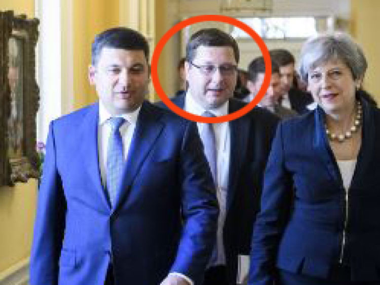 Ukrayna Başbakanı'nın tercümanı Rus ajanı çıktı!