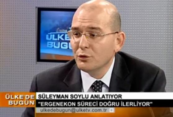 VİDEO | Süleyman Soylu, firari Zekeriya Öz'e minnettar olmuş: Bizim hayallerimizi alt üst etti