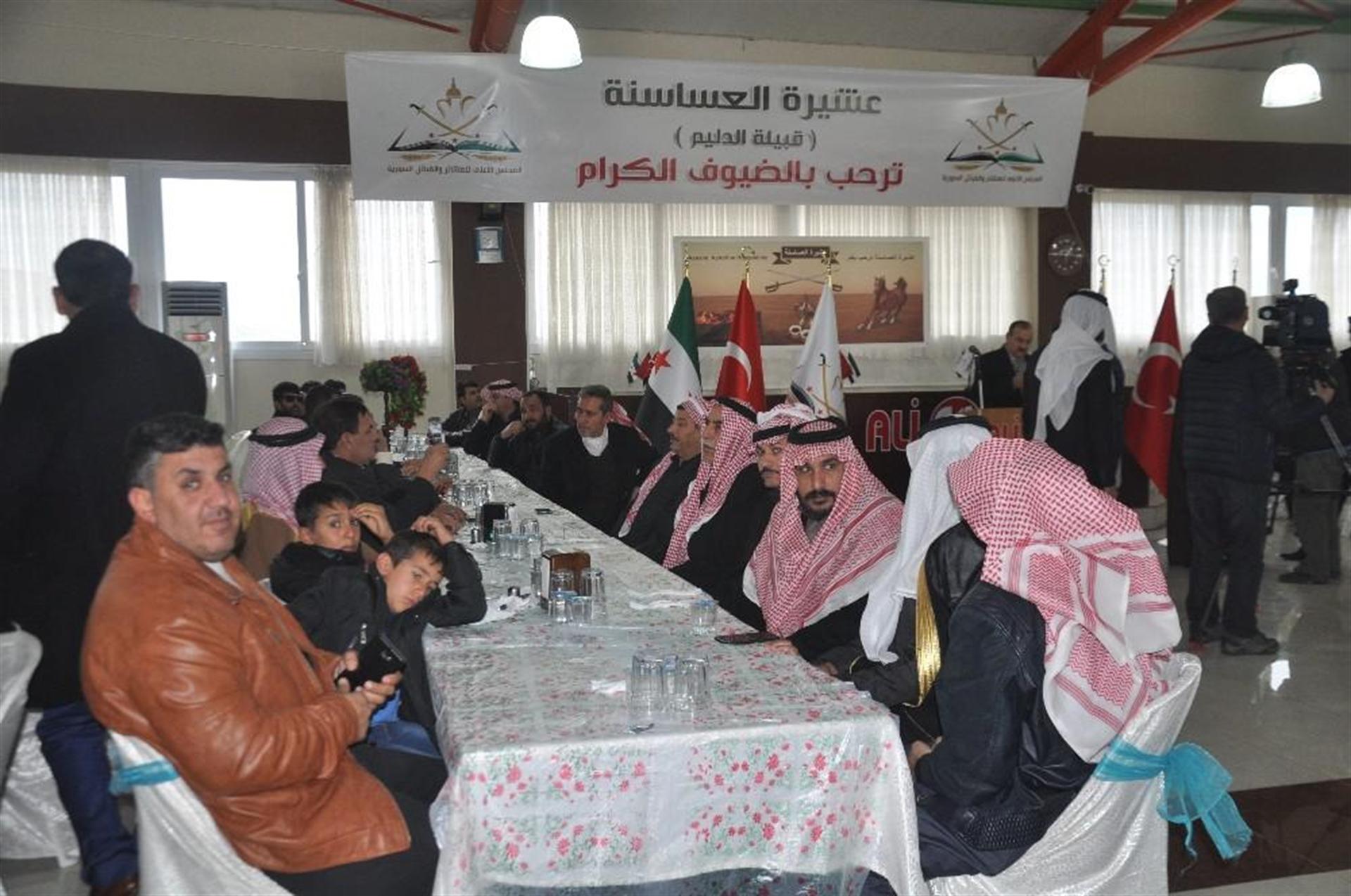ABD beslemesi aşiret reisleri: Amacımız Esad rejimini devirmek