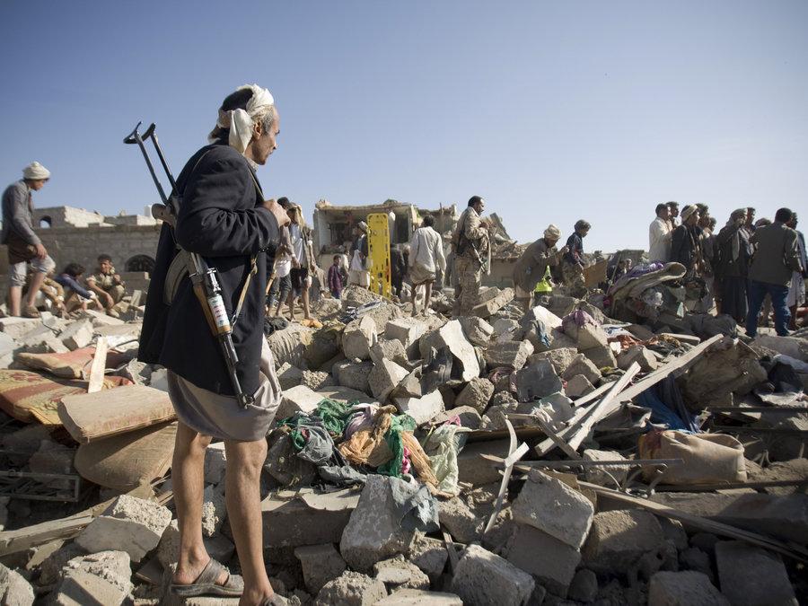 Dünya ses çıkarmıyor: Son 24 saatte 120'den fazla sivil hayatını kaybetti!
