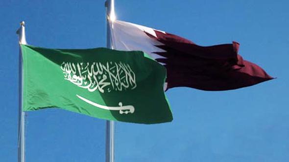 Suudi Arabistan Katar'la tek kara sınırını kapattı